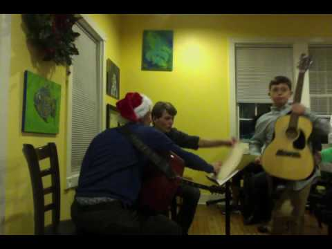 Adam Bock and Friends 2016 Holiday Guitar Recital