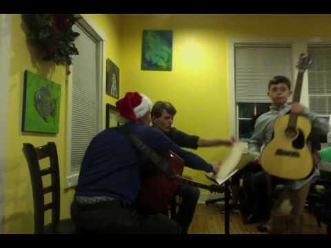 Adam Bock and Friends 2016 Holiday Guitar Recital