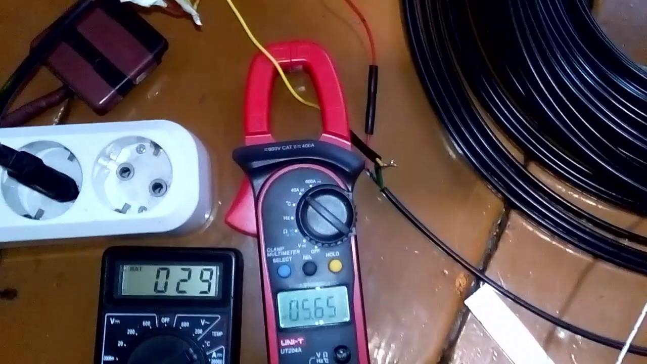 Саморегулирующийся  греющий кабель SAMREG