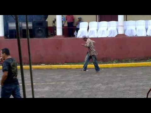 Borrachito Bailarin Nicaraguense de ciudad dario