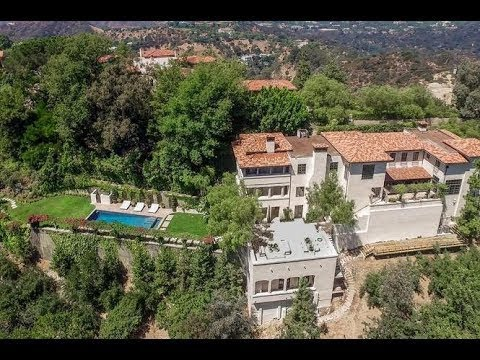$15,000,000 SUPERSTAR MEGA ESTATE BEVERLY HILLS     MISCHA BARTON