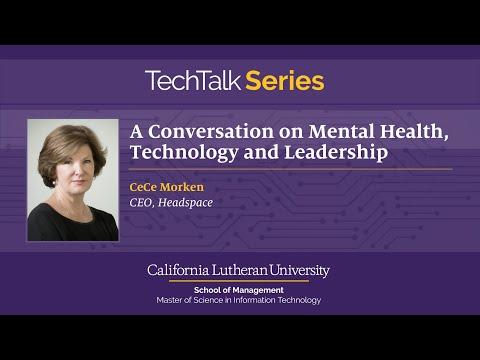 TechTalk | A Conversation on Mental Health, Technology and Leadership