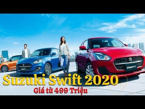 Những Nâng Cấp Sáng Giá Trên Suzuki Swift 2020 | ĐÁNH GIÁ XE HAY