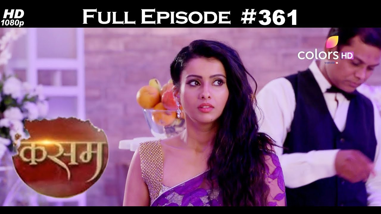 Kasam - 2nd August 2017 - कसम - Full Episode (HD)