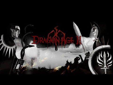 Прохождение Dragon Age 2 Серия 32 Финал