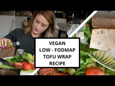 Low-FODMAP Vegan GF Lunch
