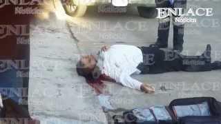 muere trabajador de la uep con tres impactos de bala en la espalda