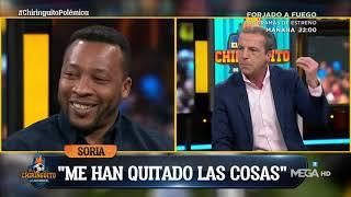 💥ENFADO DESCOMUNAL de SORIA tras el GOL ANULADO al Sevilla ante el Real Madrid