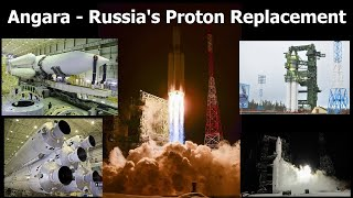 Angara - Russia's Replacement For The Proton Rocket