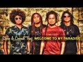 HQ-CLEAR SOUND welcome TO MY PARADISE lyrics Steven & Coconut Trezz