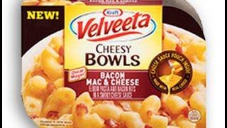Qreviews Velveeta Cheesy Bowls Bacon Mac & Cheese Review