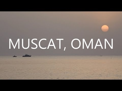 Repeat The capital of Oman - MUSCAT | Travel Video by julian