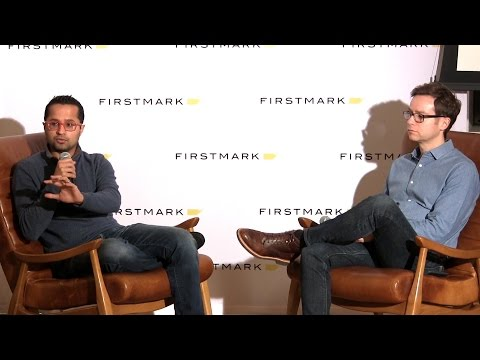 Investing in Frontier Tech // Bilal Zuberi, Lux Capital [FirstMark's Hardwired]