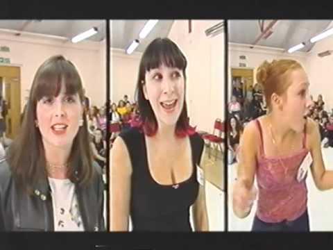 Popstars - Part1 (ITV 2001)