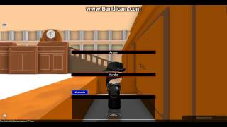 ROBLOX/Ace Attorney Case Engine - Test Demo [April 2013]