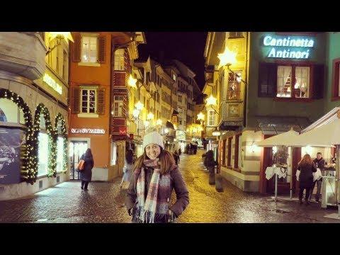 VLOG : Sightseeing in Zurich!