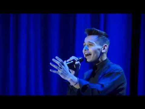 Макс Барских замок из дождя (cover. Демьян Тишкевич  Live Hall