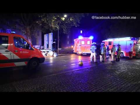 Berlin Wittenau:  Motorradfahrer kommt bei Unfall ums Leben