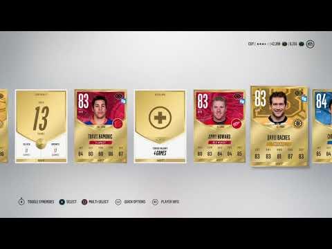 NHL HUT Legend massive pack opening!!! Did I really pull a Legend???