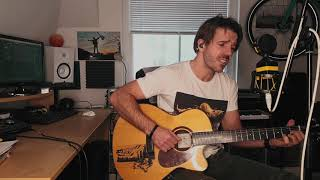 Circus (left town) - Eric Clapton acoustic cover