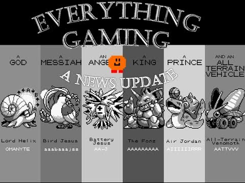 Twitch Plays Pokemon Crystal - Everything Gaming News Update