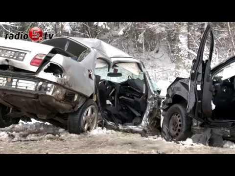 Dwie osoby zginęły w wypadku