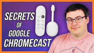 Hidden Tips and Tricks For Your GOOGLE CHROMECAST!  Part 1