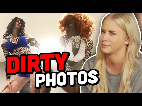 SHARING OUR DIRTIEST & CRAZIEST PHOTOS w/ CLEVVER'S LILY MARSTON!