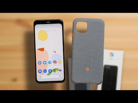 1 день с Pixel 4 — обзор и распаковка