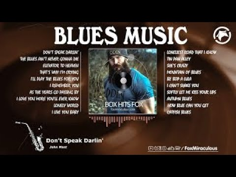 Relaxing Blues Music   Best Blues Music Of All Time   Slow Blues / Blues Ballads   Best Guitar Solo