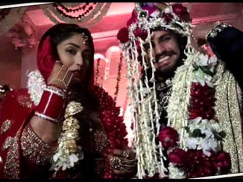 MEET (Rajat's) Akbar's REAL LIFE WIFE Jodha Akbar 7 AUGUST ...