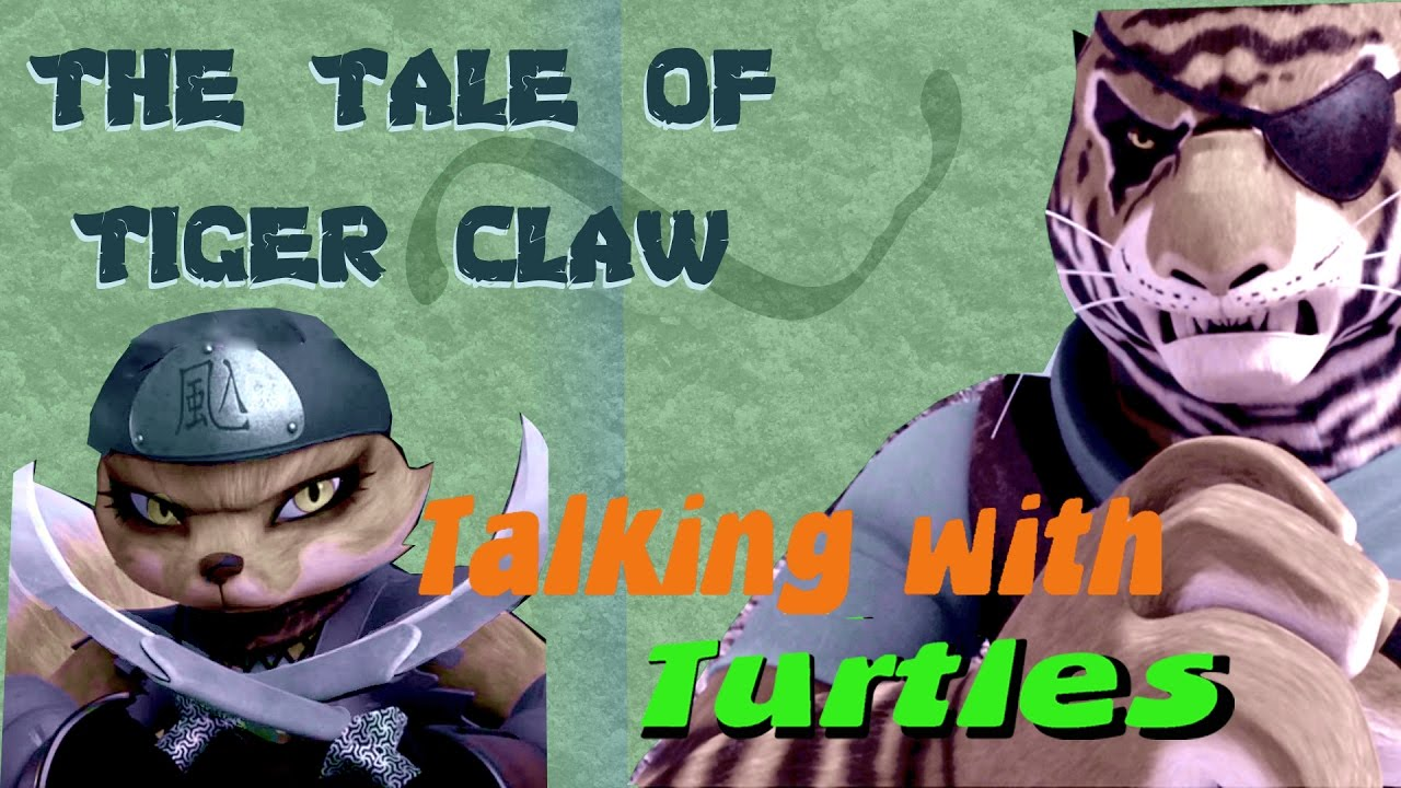 tmnt 2012 tale of tiger claw full episode