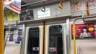 東武60000系 橋梁部のフラット音
