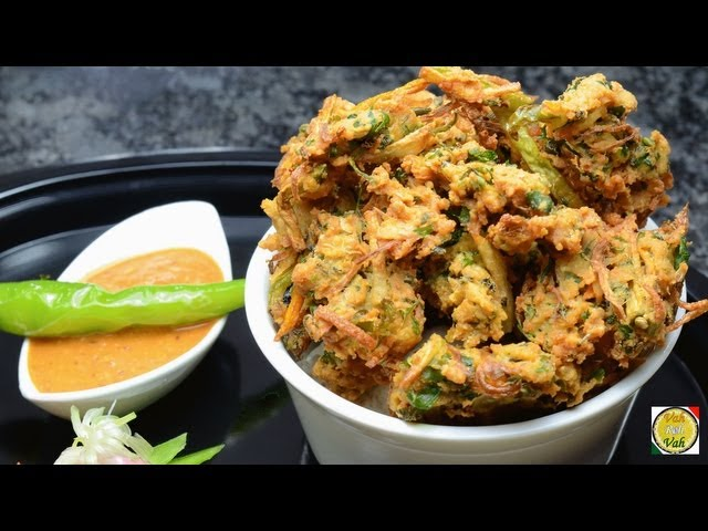 paneer pakora recipe by vah chef butter chicken