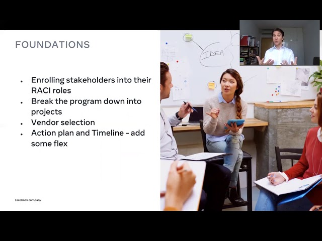 Building Global Research Programs From idea to implementation Facebook