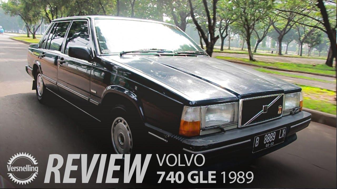 Versnelling  2 - 1989 Volvo 740 Gle