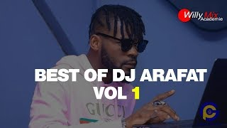BEST OF DJ ARAFAT VOL 1  VIDEO MIX BY WILLY MIX