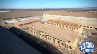 Construction of Spreckels Crossing