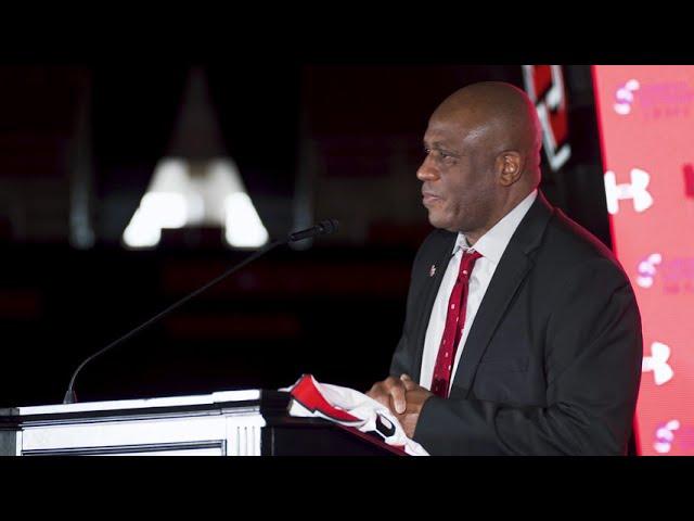 Highlights of Lamar MBB Head Coach Brooks Press Conference