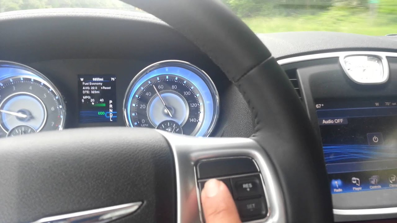 Cruise Control Fuse : Chrysler bad cruise control youtube