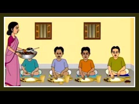 Sonsari Bou   Bengali Cartoon Video Story For Kids   Bangla Cartoon   Cartoon For Kids   Part 1
