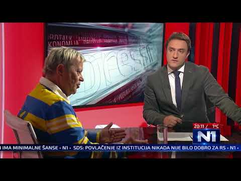 N1 Pressing: Emir Hadžihafizbegović (15.11.2017.)
