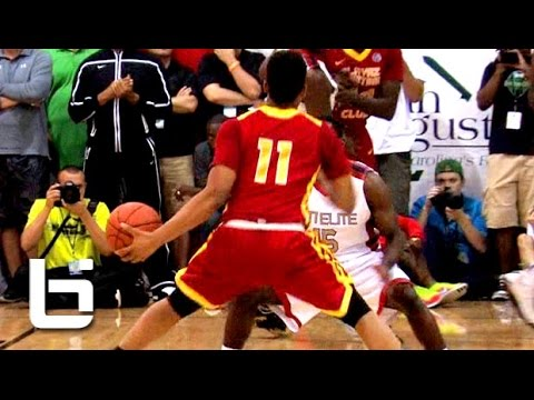 Isaiah Briscoe Is Straight NASTY! The #1 P...