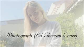 mel kurokawa photograph ed sheeran cover