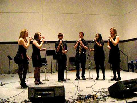 """For All We Know ...as sung by Cheverus High School's """"Soulstice"""" March, 2011"""