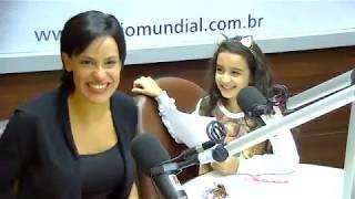 Renata Randel entrevista atriz a Renata de Paula