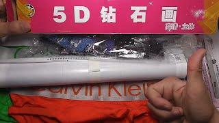 Посылка из Китая 778 - 781 aliexpress. Трусы Calvin Klein, набор для 3D картин из(, 2015-06-30T05:00:00.000Z)