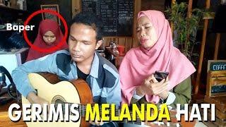 GERIMIS MELANDA HATI - Erie Suzan (cover) Akustik - Nurul feat Edy Bima Mirip Alip ba ta