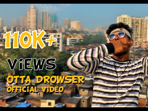 DHARAVI RAP SONG |Tamil hiphop | Otta Drowser |Official Video Song 2017 | HipMACHop