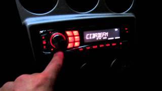 видео ALPINE CDE-9850Ri
